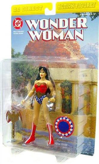 DC Wonder Woman Action Figure