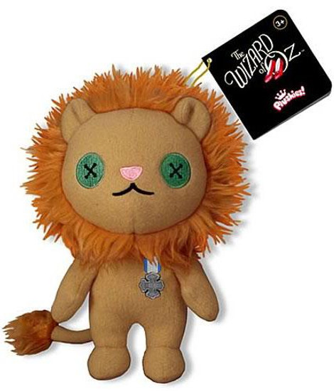 Funko The Wizard of Oz Cowardly Lion 5-Inch Plushie