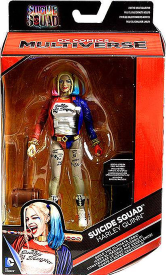 DC Suicide Squad Multiverse Ultimate Croc Series Harley Quinn Exclusive Action Figure [Hammer]