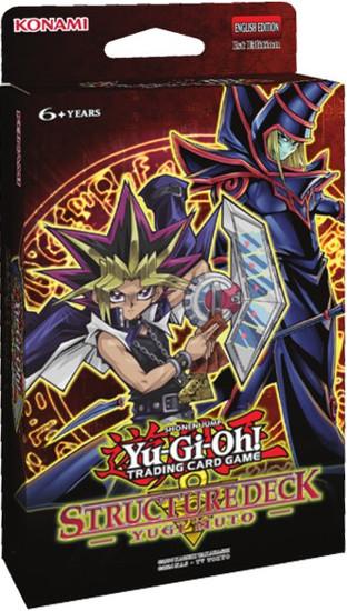 YuGiOh Trading Card Game Yugi Muto Structure Deck