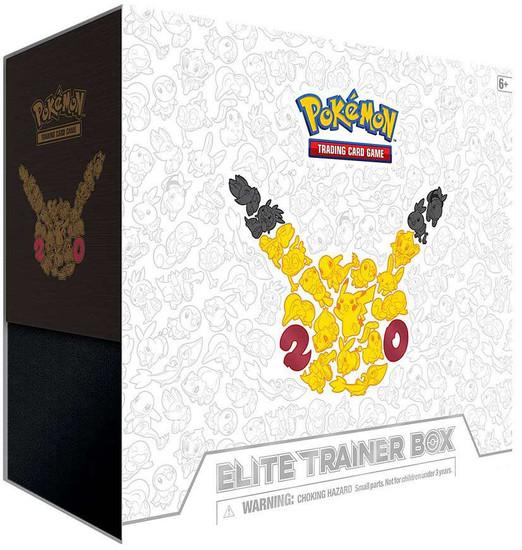 Pokemon Trading Card Game 20th Anniversary Generations Elite Trainer Box [Shaymin-EX]