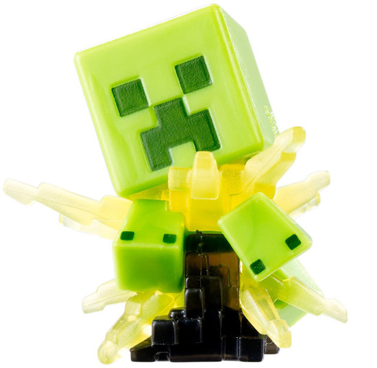 Minecraft End Stone Series 6 Exploding Creeper 1-Inch Mini Figure [Loose]