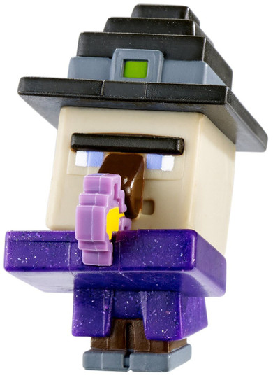Minecraft End Stone Series 6 Potion Drinking Witch 1-Inch Mini Figure [Loose]