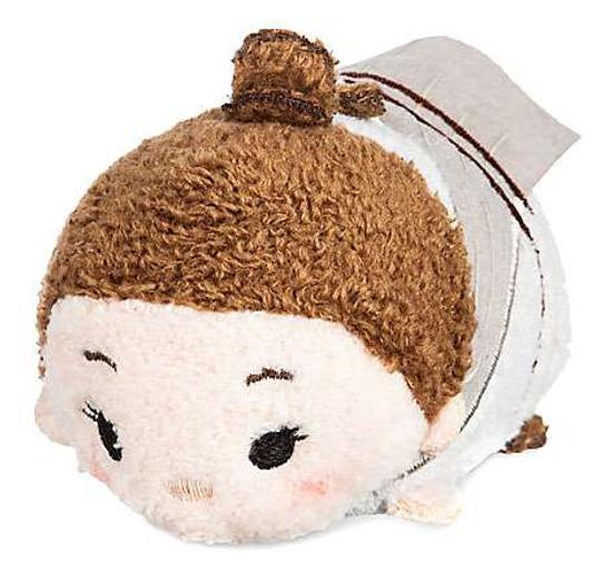 Disney Tsum Tsum Star Wars Rey 3.5-Inch Mini Plush