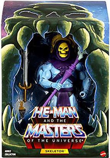 Masters of the Universe Classics Club Grayskull Skeletor Action Figure