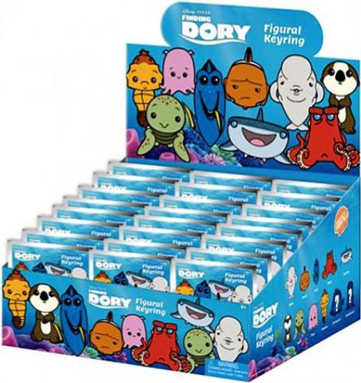 Disney 3D Figural Keyring Finding Dory Mystery Box [24 Packs]