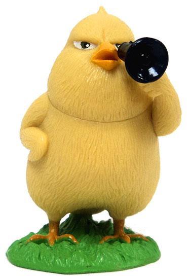 Hop Angry Chick Mini Figure