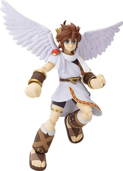 Kid Icarus Figma Pit Action Figure [2021 Reissue]