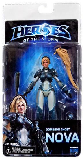 NECA Heroes of the Storm Starcraft Dominion Ghost Nova Action Figure [Nova Terra]