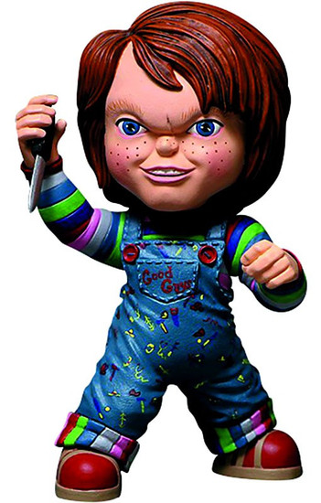 Child's Play Stylized Vinyl Roto Chucky Action Figure [Good Guy]