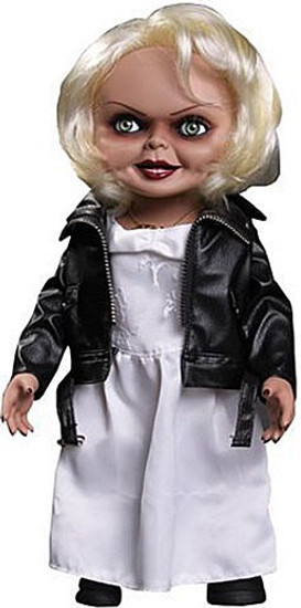 Child's Play Bride of Chucky Designer Series Tiffany Mega Scale TALKING Action Figure