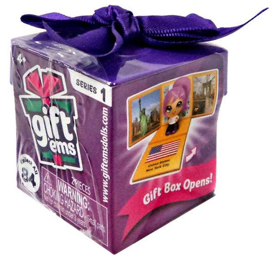 Gift 'Ems Series 1 Giftems Mystery Pack