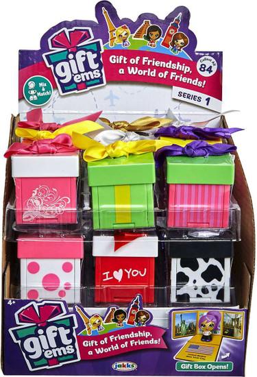 Gift 'Ems Giftems Mystery Box [18 Packs]