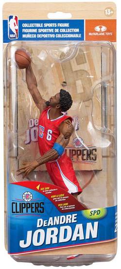 McFarlane Toys NBA Los Angeles Clippers Sports Picks Series 29 DeAndre Jordan Action Figure
