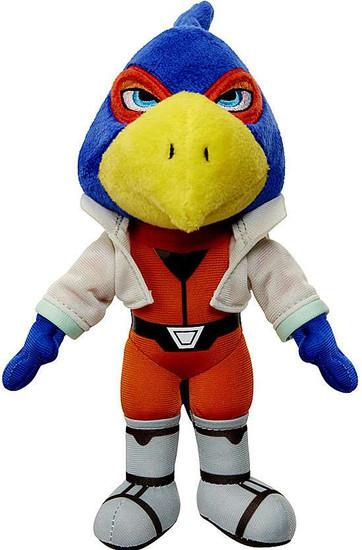 Starfox World of Nintendo Falco Lombardi 7-Inch Plush