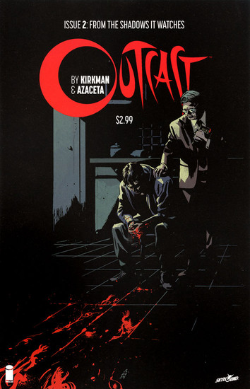 Image Comics Outcast #2 From the Shadows it Watches Comic Book