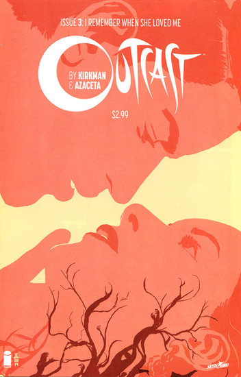 Image Comics Outcast #3 I Remember When She Loved Me Comic Book