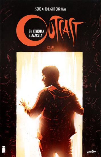 Image Comics Outcast #4 To Light Our Way Comic Book
