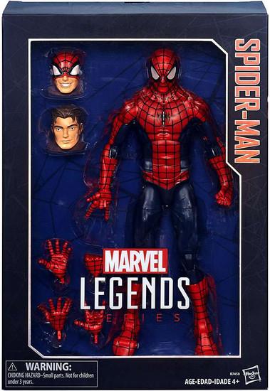 Marvel Legends Spider-Man Deluxe Collector Action Figure