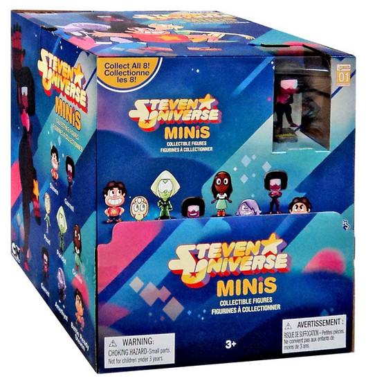 Steven Universe Original Mini Figure Mystery Box [24 Packs]