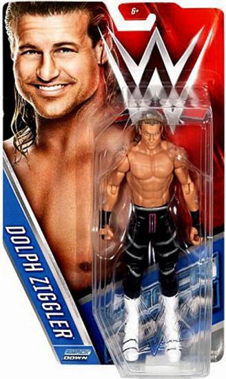 WWE Wrestling Series 64 Dolph Ziggler Action Figure