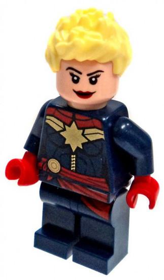 LEGO Marvel Super Heroes Captain Marvel Minifigure [Loose]