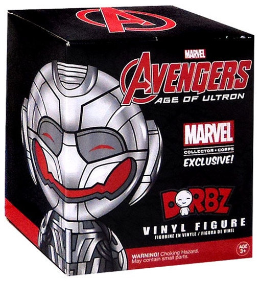 Funko Marvel Avengers Age of Ultron Dorbz Ultron Exclusive Vinyl Figure [Damaged Package]
