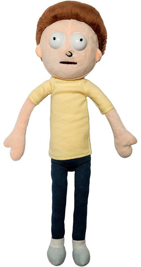 Rick & Morty Morty 10-Inch Plush