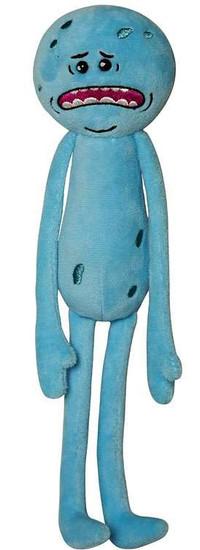 Rick & Morty SAD Mr. Meeseeks 10-Inch Plush