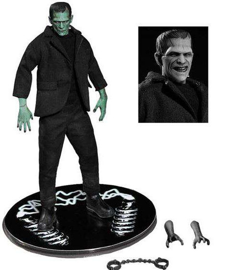 Universal Monsters One:12 Collective Frankenstein's Monster Exclusive Action Figure [Full Color]