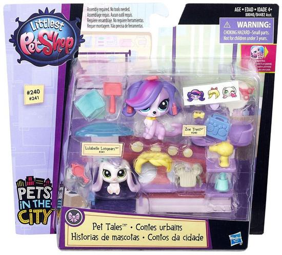 Littlest Pet Shop Pets in the City Salon Playset [Pet Tales]