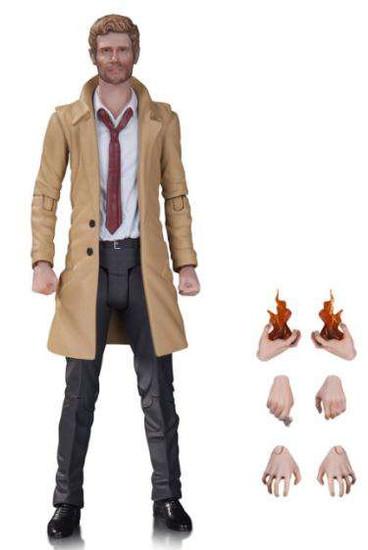 DC Arrow Constantine Action Figure