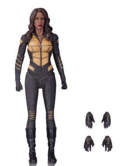 DC Arrow Vixen Action Figure