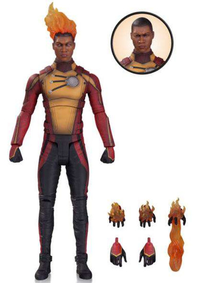 DC's Legends of Tomorrow Firestorm Action Figure