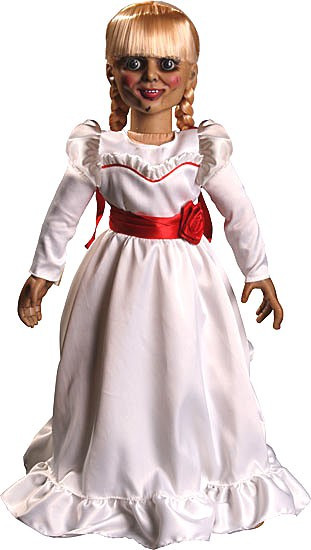The Conjuring Replica Annabelle Doll