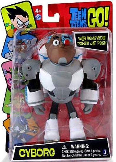 Teen Titans Go! Cyborg Action Figure [Loose]