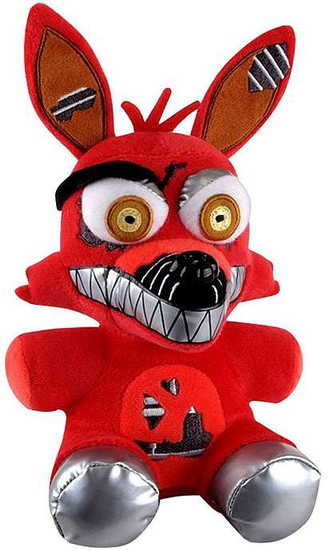 Funko Five Nights at Freddy's Series 2 Nightmare Foxy 6-Inch Plush