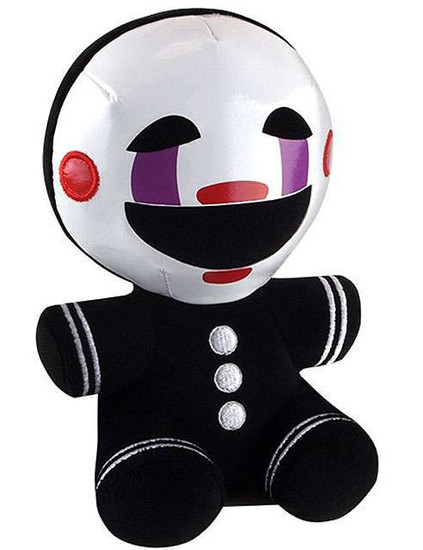 Funko Five Nights at Freddy's Series 2 Nightmare Marionette 6-Inch Plush