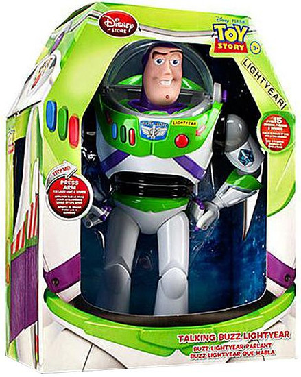 Disney Toy Story Buzz Lightyear Exclusive Talking Action Figure [2014, Damaged Package]