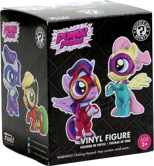 Funko Mystery Minis My Little Pony Series 4 (Power Ponies) Mystery Pack [1 RANDOM Figure]