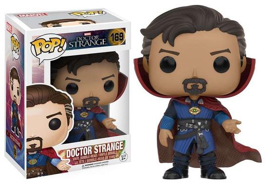 Funko POP! Marvel Doctor Strange Vinyl Bobble Head #169
