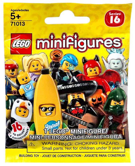 LEGO Minifigures Series 16 Mystery Pack