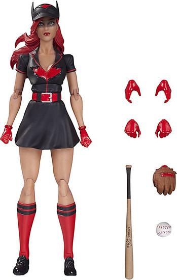 DC Bombshells Batwoman Action Figure [Ant Lucia]
