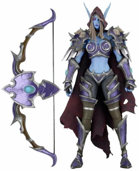 NECA Heroes of the Storm World of Warcraft Series 3 Sylvanas Windrunner Action Figure [The Banshee Queen]