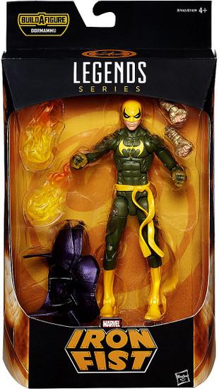 Doctor Strange Marvel Legends Dormammu Series Iron Fist Action Figure