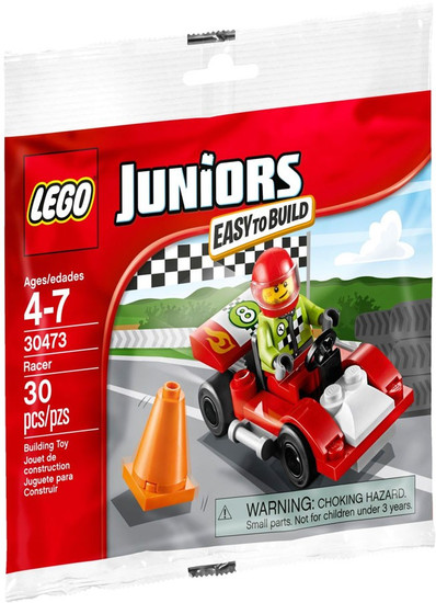 LEGO Juniors Racer Set #30473