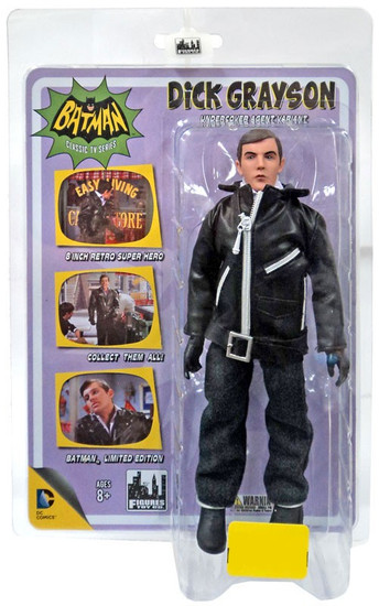 1966 TV Series 1966 Batman Series Dick Grayson Exclusive Action Figure