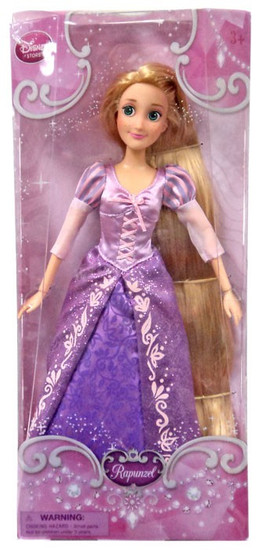 Disney Princess Tangled Rapunzel 12-Inch Doll