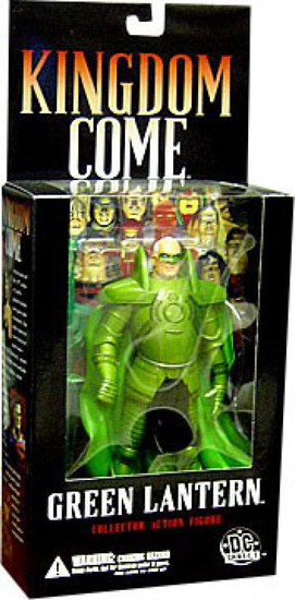 DC Kingdom Come Series 1 Green Lantern Action Figure