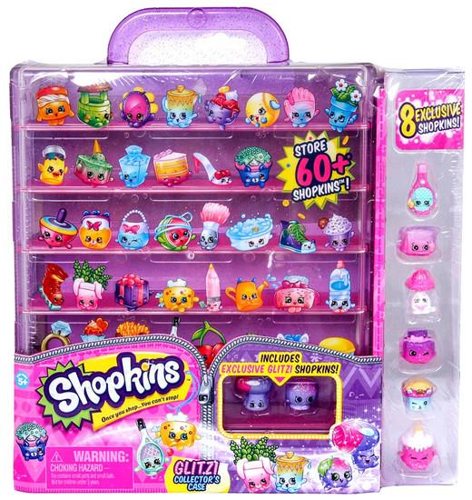 Shopkins Season 5 Glitzi Collector Case